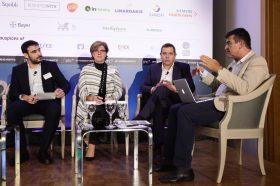 Στρογγυλό Τραπέζι II: «Χρηματοδότηση Συστήματος Υγείας» - Φίλιππος Ταραντίλης, Αναστασία Μπαλασοπούλου, Σωτήριος Μπερσίμης, Συντονιστής: Αιμίλιος Νεγκής
