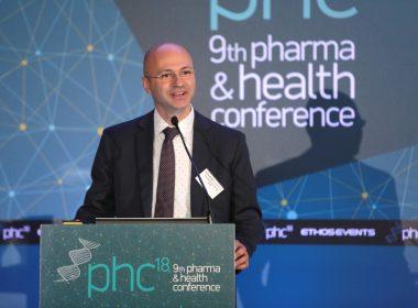 Ομιλία: Σπύρος Αλεξανδράτος, Επικεφαλής Συμβουλευτικής Διεύθυνσης, IQVIA Ελλάδος - Τίτλος Ομιλίας: «Multichannel for Pharmaceutical Companies»