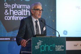 Ομιλία-Παρουσίαση: Etienne Vallée, Europe Radiopharmacy Product Manager, GE Healthcare - Τίτλος Ομιλίας: «Trends in PET Radiopharmacy»