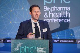 Ομιλία-Παρουσίαση: Κωνσταντίνος Πανουτσόπουλος, Healthcare Consulting Manager, Roche Diagnostics Hellas - Τίτλος Ομιλίας: «Ο ρόλος των Υπηρεσιών Συμβουλευτικής Υγείας της Roche στην αναβάθμιση των οργανισμών υγειονομικής φροντίδας»