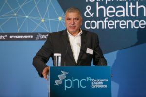 Θεσμικός χαιρετισμός: Γεώργιος Πατούλης, Πρόεδρος, Ιατρικός Σύλλογος Αθηνών (ΙΣΑ)