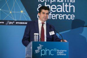 Ομιλία – Παρουσίαση: Νίκος Κωστάρας, Γενικός Διευθυντής, IQVIA Ελλάδας